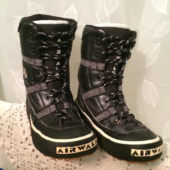 Airwalk Vintage Snowboard Boots